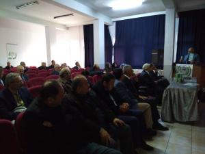 HSBYKV  projesi Akşehirdeki ilçe MEM Müdürlerine ve Öğretmenlerine Anlatıldı.