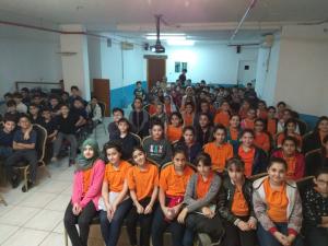 Riyad Türk Okullarından Yetimlere Destek