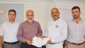 Sağlık Sen Üyelerinden Cibuti'ye Anlamlı Yardım