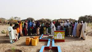 İHH'dan Afrika'ya temiz su desteği