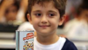 İyilikte Yarışan Sınıflar 20 bin yetim kardeşin yüzünü güldürüyor